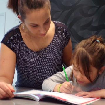 garde enfants devoirs périscolaire